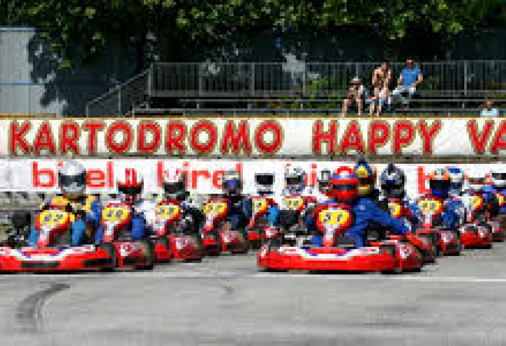 Happy Valley Kart Kartodromo Cervia