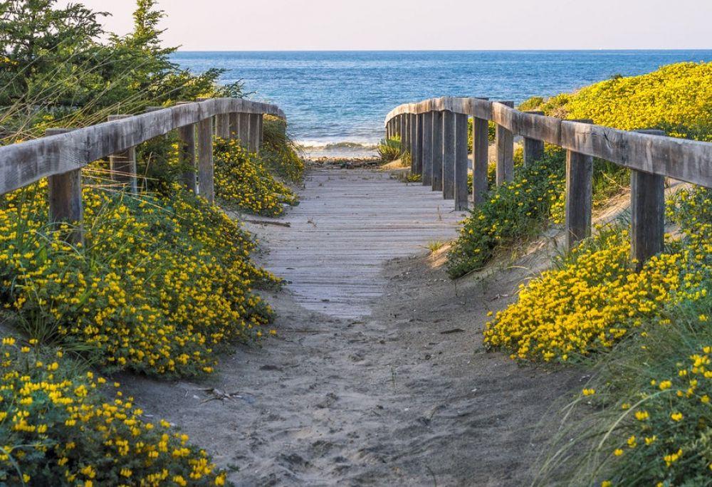 Primavera al mare